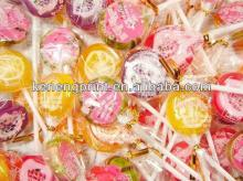 Lollipops Wrappers