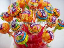 Lollipops Packaging Wrappers