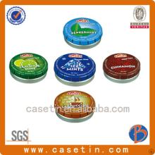 Round chewing gum  tin   can , manufacturer  chewing gum  tin   can ,chewing gum  tin   can