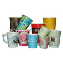 Top grade  custom  double wall champagne cup