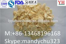 Dried garlic flakes price in China
