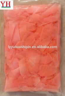 new arrived pickled sushi ginger slice