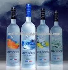 Grey Goose nature 750 ml......New......2014