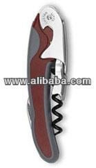 rialto corkscrew. pulltex. wine opener. wine corkscrew. two steps corkscrew