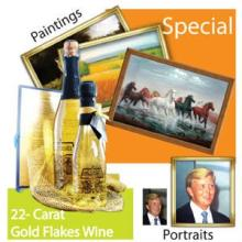 Wines, Painting, Potrait Special