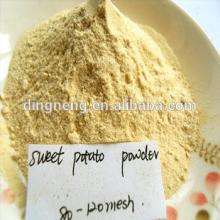 100% natural pure dried sweet potato powder use for foods