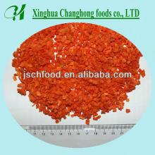 dehydrated carrot granules 5x5mm high quality