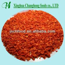 ad dehydrated carrot 10x10x3mm also sell dried cabbage/bell pepper/potato/green onion.etc