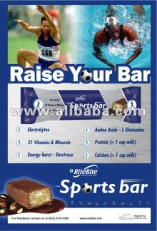 RITEBITE NUTRITION BAR