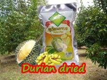 Durian dried