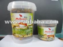 Authentic Thai coated peanuts wasabi flavour