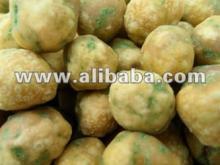 Thai coated peanuts wasabi flavour