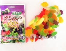 halal gelatin sour gummy candy