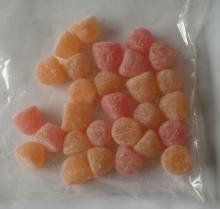 Sour flavor short stick  jelly   gummy   candy