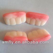popular gelatine teeth shape jelly gummy candy