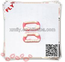 bulk packed popular gelatine teeth shape jelly gummy candy