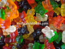 Health Bear Shape Gummy Candy Sugar Free Soft candy