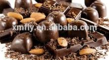 Chocolate Beans ball Sweet Candy filling Hazelnut/almond/peanuts/biscuit