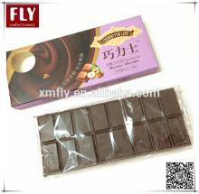 100g milk flavour compound dark chocolate bar
