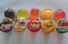 lychee candied fruit jelly