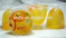 Real Fruit Jelly Jellies Cup Halal Food