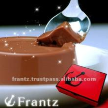 Chocolate Mousse With Fragrant Cocoa in a Pouch