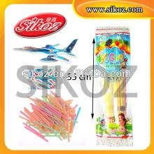 Mix Fruit CC stick candy with puzzle SK-C006