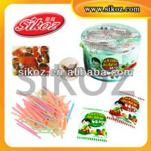 Fruit CC stick candy with Puzzle&Tattoo SK-C024