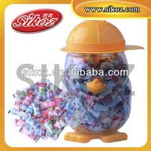 Fruit flavored Ice Cream Candy CC Stick (penguin jar) SK-C062