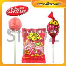 Big Bom Lollipop with gum filled SK-B133