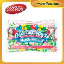 SIKOZ Brand SK-M057 Halal Cylinder Shape Fruit Flavour marshmallow