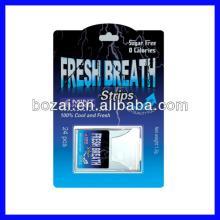 strips mint fresh breath strip