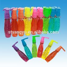 6 Fruit Flavor Colorful Sour Spray