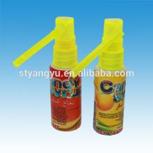 Mine mouth sour spray candy sweet spray liquid candy