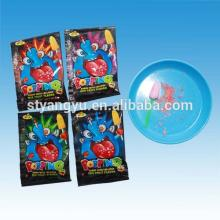 lollipop with magic popping candy