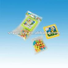 Cartoon  Puzzle  Toy with Candy