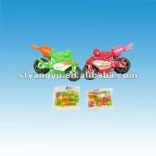 Motorcycle Toys with Candy