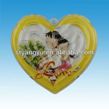 Heart Maze Plastic Toy Maza