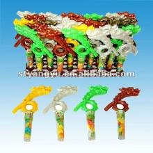 Whistle Dragon Toy with Candy