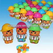 Fashionable funny boy toy candy for children