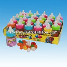Crispy Soft Jelly Bean Candy in Nursing Bottle
