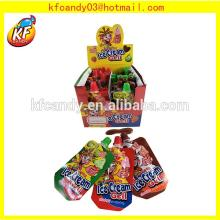 20G Sweet fruit flavor liquid chocolate in India
