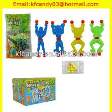 novelty mini sticky toys with promotional toy candy