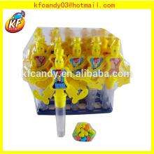 Good quality plastic magician  toys  model magice word candy  toys