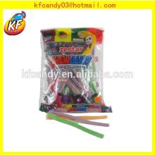24G Long fruit flavor  jelly   gummy   candy