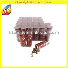 8.5g Crispy sweet  dark   compound  chocolate coating for promotional