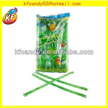 30CM Good flavor gummy candied fruit jelly stick for promotional