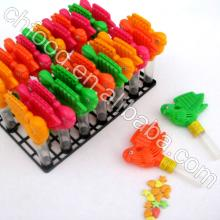 Mandarin  Duck  With Whistle Toy  Candy  For Children