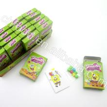 Puzzle  Card Toy Candy/SpongeBob SquarePants Toy Candy