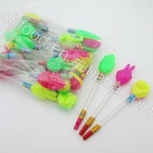 Funny  Product Toy Candy---Plastic Hands Toy Candy,Gesture Toy Candy